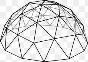 Gym Cartoon Images - Geodesic Dome Clip Art PNG