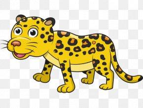 Happy Jaguar - Golden Lion Tamarin Vector Graphics Stock Photography Royalty-free Illustration PNG