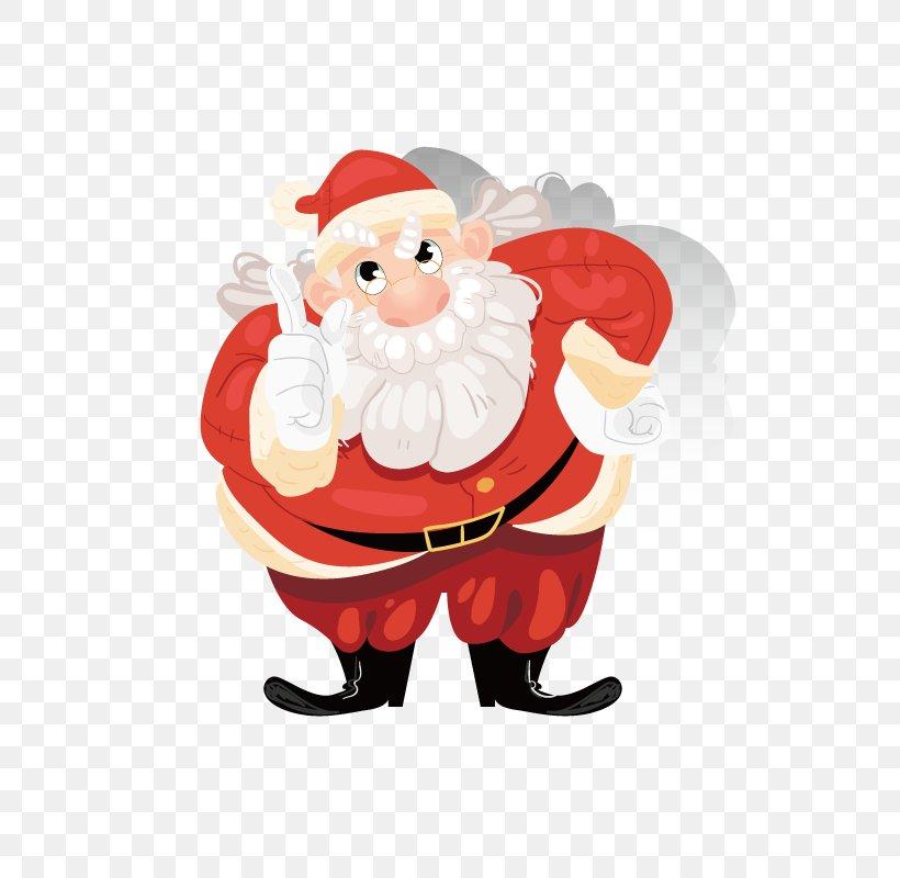 Santa Claus Christmas Day Vector Graphics Image Photography, PNG, 800x800px, Santa Claus, Cartoon, Christmas, Christmas Day, Christmas Ornament Download Free