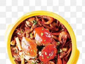 Crab Pot - Crab Hot Pot Chinese Cuisine European Cuisine Food PNG