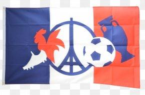 Flag - UEFA Euro 2016 Flag France National Football Team Fahne PNG
