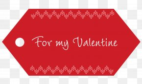 Valentine Label Cliparts - Computer Icons Valentine's Day Label Clip Art PNG