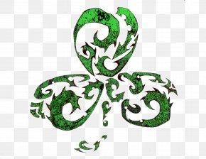 Leaf - Maple Leaf Tattoo Green Logo PNG