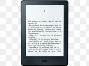 E-book - Kindle Fire Amazon.com E-Readers Kindle Paperwhite Pixel Density PNG