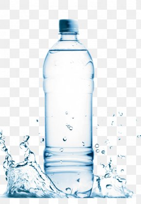 Mineral Water - Mineral Water Bottled Water PNG