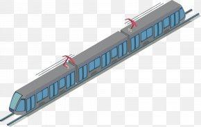 Train - Train Track Elektriu010dkovxe1 Doprava PNG