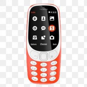 Smartphone - Nokia 3310 (2017) Nokia Phone Series Nokia 150 Nokia 105 PNG