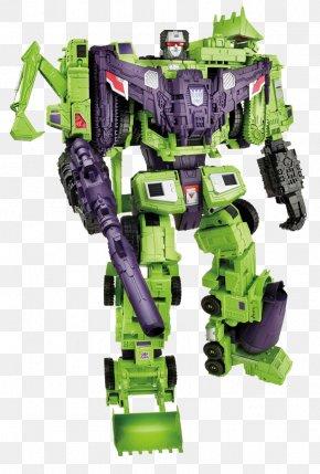 Transformers - Devastator Bonecrusher Scrapper Ultra Magnus Transformers PNG