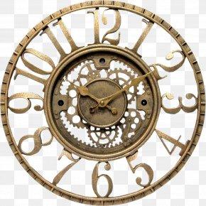 Clock - Clock Steampunk Wall Shelf Wallpaper PNG