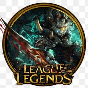 League Of Legends - League Of Legends Rengar Video Game Riot Games Rift PNG