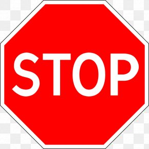 Sign Stop - Road Signs In Singapore Stop Sign Traffic Light Traffic Sign Clip Art PNG