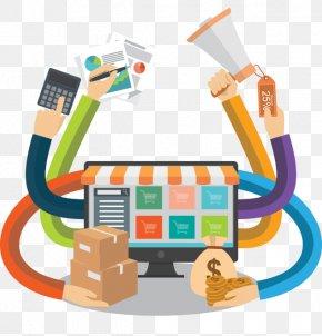 Marketing - E-marketplace E-commerce Digital Marketing Advertising PNG