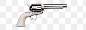Western Pistol - A. Uberti, Srl. .45 Colt Colt Single Action Army Revolver Firearm PNG