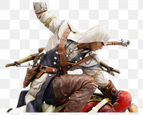 Assassins Creed - Assassin's Creed III Ubisoft Connor Kenway PNG