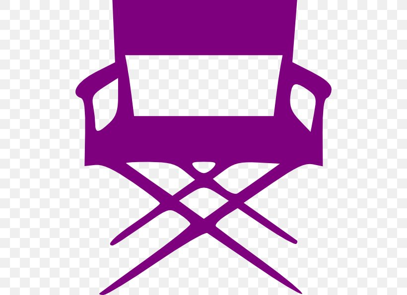 Director's Chair Film Director Silhouette Clip Art, PNG, 516x595px, Film Director, Area, Art, Assistant Director, Chair Download Free