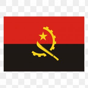 Flag - Flag Of Angola People's Republic Of Angola Gallery Of Sovereign State Flags PNG