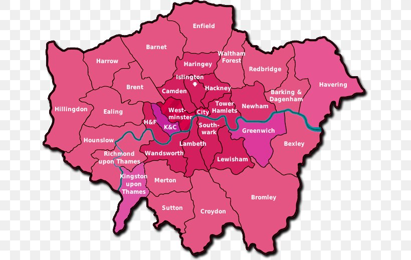 Outer London Inner London London Borough Of Islington London Boroughs Greater London Built-up Area, PNG, 652x519px, Outer London, Area, Borough, City Of London, Geographic Information System Download Free