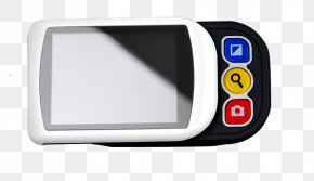 Low Vision Magnifiers - Video Magnifier Digital Microscope USB Microscope Computer Mouse PNG