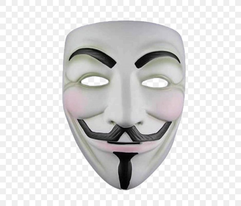 Guy Fawkes Mask Anonymous Artikel Papier-mâché, PNG, 700x700px, Guy Fawkes Mask, Anonymous, Artikel, Carnival, Costume Download Free