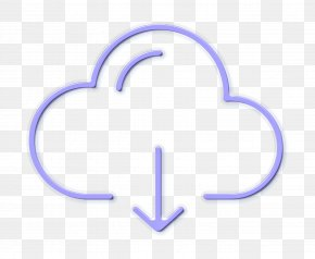 Symbol Download Icon - Miscellaneous Elements Icon Cloud Computing Icon Download Icon PNG