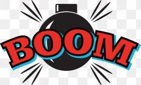 Comics Explosion Cloud Dialog - Comics Speech Balloon Dialog Box PNG