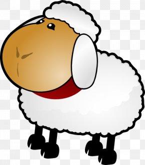 Sheep - Black Sheep Goat Clip Art PNG