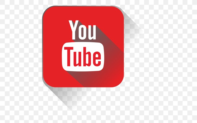 YouTube Logo, PNG, 512x512px, Youtube, Area, Brand, Cdr, Logo Download Free