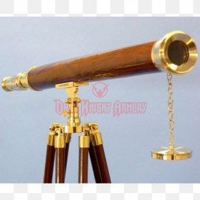 Pirate Pirate Hat Anchor Tag Telescope - Reflecting Telescope Optics Celestron Binoculars PNG
