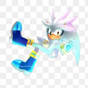 Silver Paint - Drawing DeviantArt Silver The Hedgehog Sonic The Hedgehog PNG