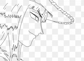 Sabo Monkey D Luffy Line Art Sketch Png 3522x2092px