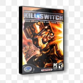 Kill Switch PlayStation 2 Video Game Third-person Shooter PC Game PNG