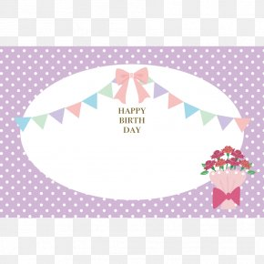 Mother's Day Illustration - Molding Garland Mother's Day PNG