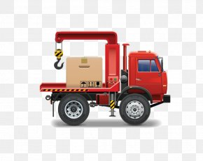 Truck - Truck Royalty-free Clip Art PNG
