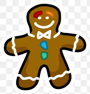 Gingerbread Man Pictures - Club Penguin The Gingerbread Man Clip Art PNG