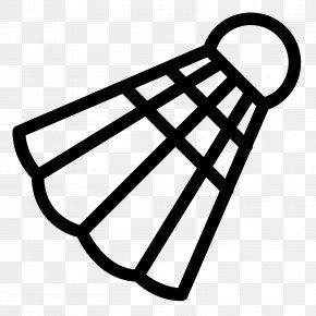 Badminton - Shuttlecock Badminton Racket PNG