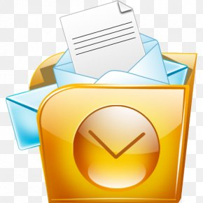 Outlook - Personal Storage Table Microsoft Outlook Computer Software Email PNG