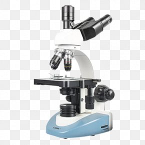 Microscope - Digital Microscope Magnification PNG