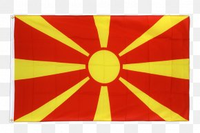 Flag - Macedonia (FYROM) Flag Of The Republic Of Macedonia United States Of America Flag Of The United States PNG