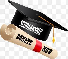 Jamal - Square Academic Cap Graduation Ceremony Diploma Sedro-Woolley High School Clip Art PNG