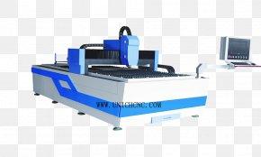 Steel Cutting Machine - Laser Cutting Fiber Laser Sheet Metal Computer Numerical Control PNG