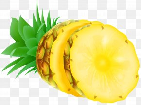 Pineapple Clip Art - Pineapple Coffee Clip Art PNG