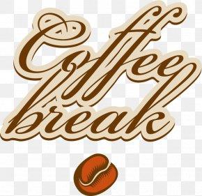 Cartoon English Alphabet Coffee - Coffee Caffxe8 Americano English Alphabet Cartoon PNG