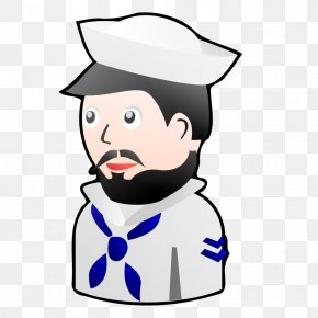 Sailor Man - Clip Art For Summer Clip Art PNG