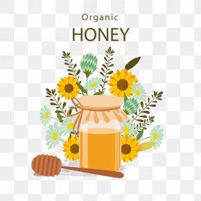 Vector Honey Pot PNG