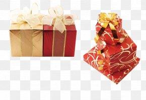 Wedding Gift - Gift Ribbon Stock Photography Box PNG