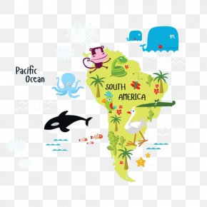 South America Animals - South America Stock Illustration Illustration PNG