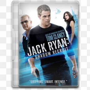 Shadow Line - Chris Pine Jack Ryan: Shadow Recruit Blu-ray Disc United States PNG