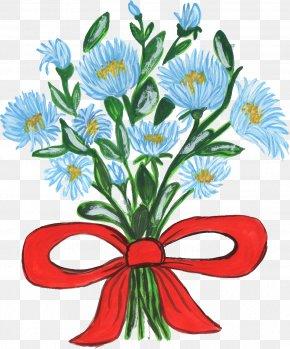 Flower Bouquet - Flower Bouquet Cut Flowers Clip Art PNG