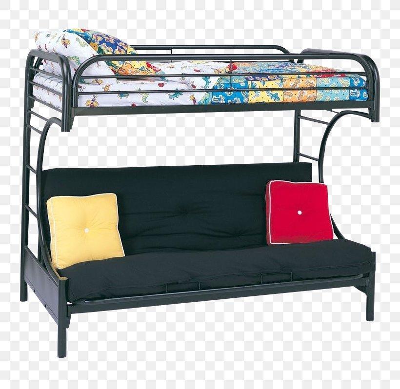 Bunk Bed Futon Furniture Size Png