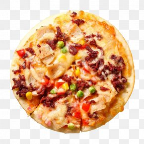 Pizza - Pizza Hut Fast Food European Cuisine Bacon PNG